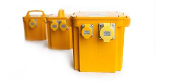 Site Safety PortableTransformers